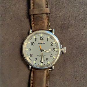 Men's Watch - Shinola - The Runwell 47mm